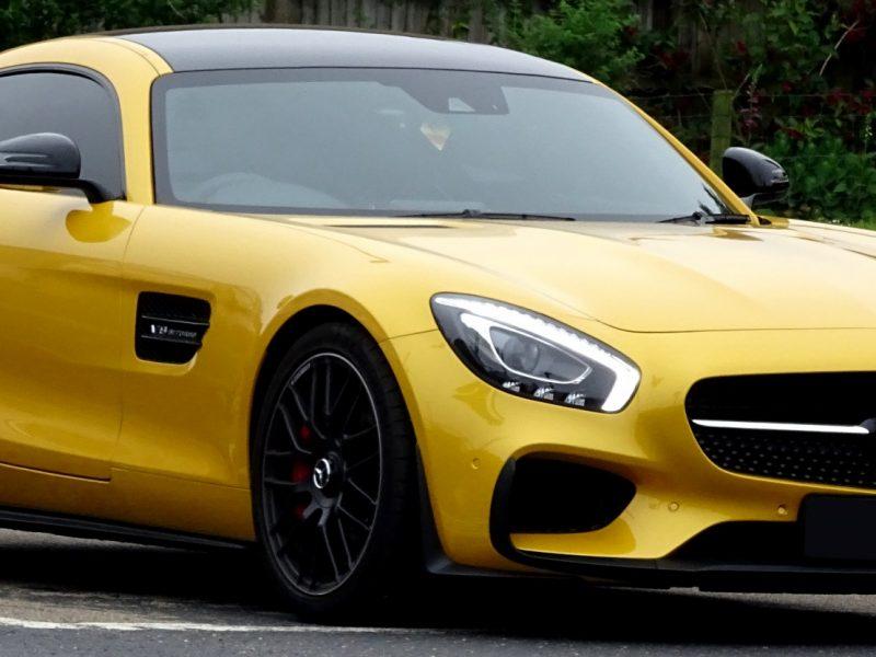Die drei beliebtesten Oberklasse Automarken in Deutschland